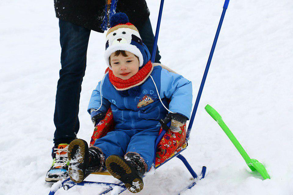 Зимой в Отрадном зальют ледяные горки, проложат лыжни и откроют более двадцати катков