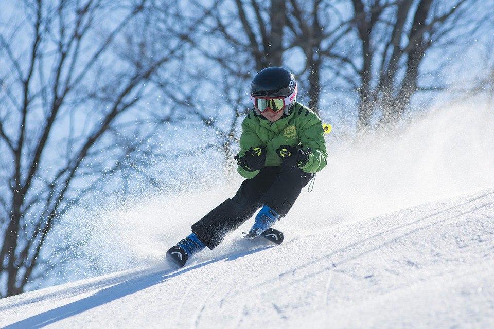 Любители лыжного спорта соберутся на Долгопрудной аллее