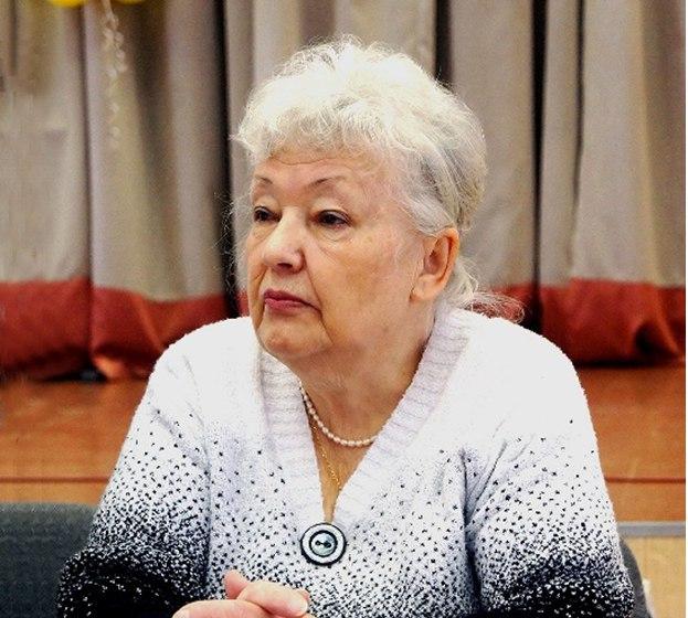 Председатель Совета ветеранов Отрадного Надежда Серова в этом году отметит свое 80-летие