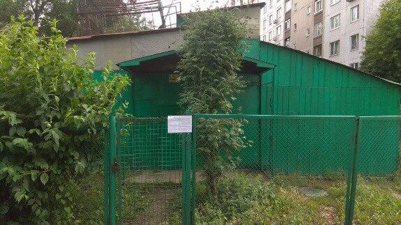 Земельный участок на Каргопольской освободят от незаконной постройки