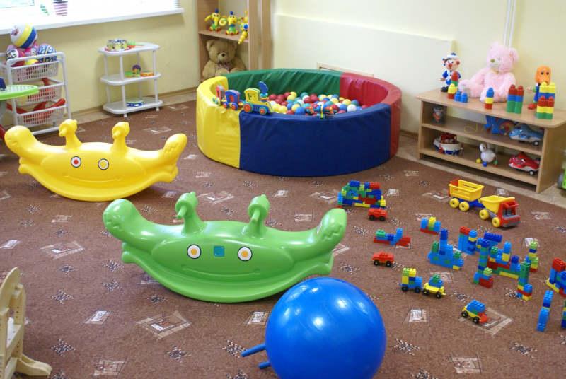 Детский сад в Отрадном будет введен в эксплуатацию в первом квартале текущего года