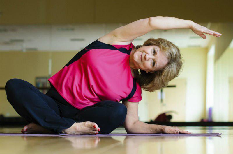 Бесплатное занятие по гимнастике состоятся на Римского-Корсакова