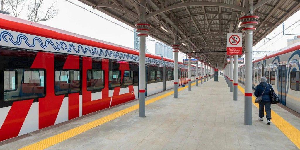 Кассовые окна на станции МЦД «Окружная» дезинфицируются каждые два часа